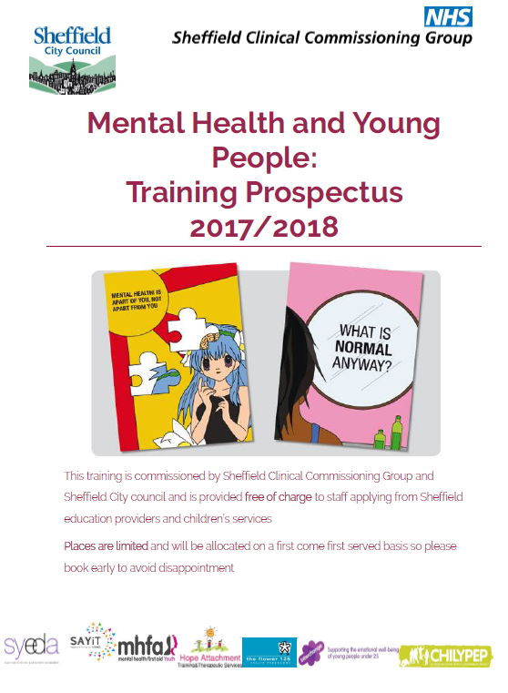 Free mental health training