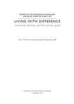 Living with Difference: community, diversity and the common good