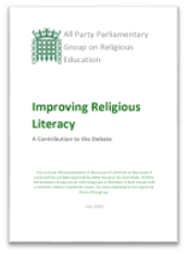 Improving Religious Literacy: a contribution to the debate