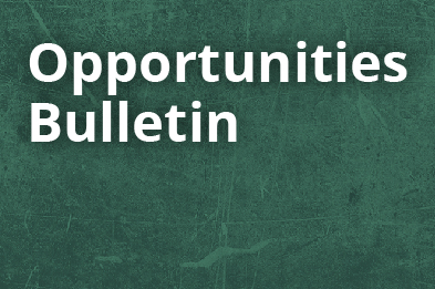 Opportunity Bulletins