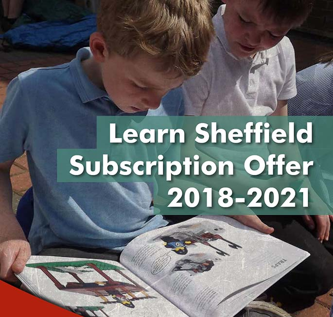 Learn Sheffield Subscription